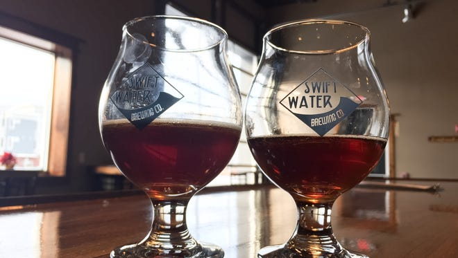 Swiftwater Brewery, located in Rochester's South Wedge, celebrates its first anniversary on Thursday.