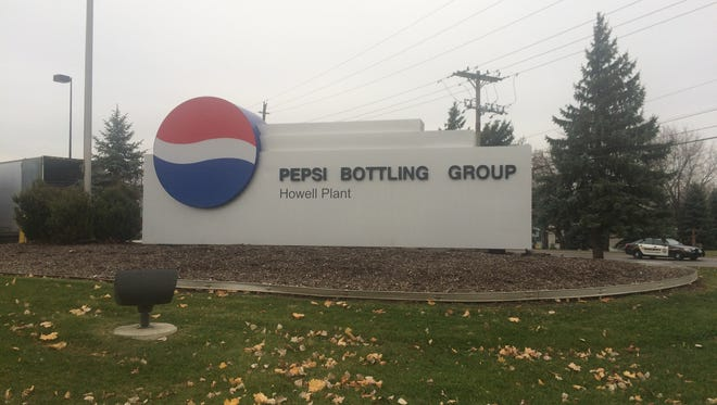 A production line malfunction caused a shutdown Friday at the Pepsi bottling plant in Howell.
