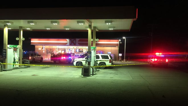 A Circle K just outside Tucson was held up early on Feb. 19, 2017, according to the Pima County Sheriff's Department.