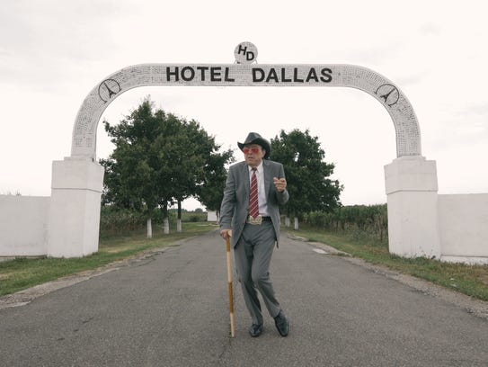 "Nicu Ungureanu stars in ""Hotel Dallas."""