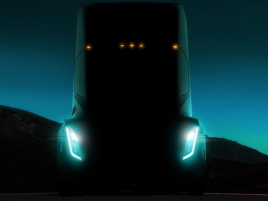 Tesla has unveiled two prototypes of its Tesla Semi,