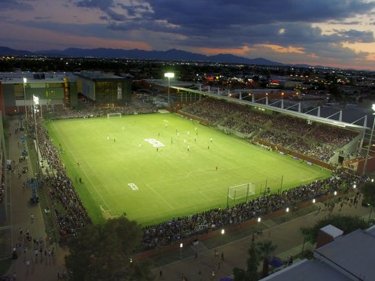The GCU soccer stadium will host two post-season high
