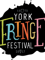 The York Fringe Festival runs Aug. 22-26, in tandem with the 2018 YorkFest Fine Arts Festival.