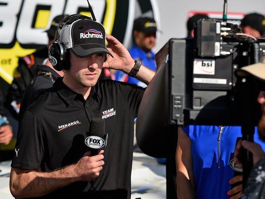 USP NASCAR: SPARKS ENERGY 300 S NAS USA AL