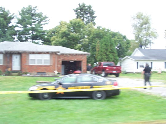 Knox County Sheriff Office is investigating a double homicide at 18628 Coshocton Road outside of Mount Vernon.