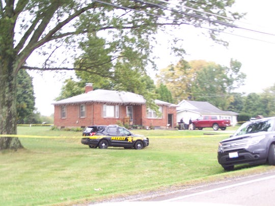 Knox County Sheriff's Office is investigating a double homicide at 18628 Coshocton Road outside Mount Vernon.