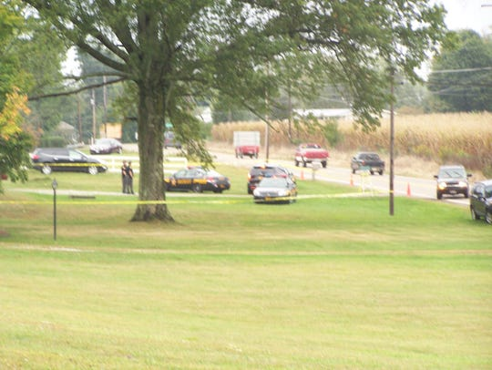 Knox County Sheriff's Office is investigating a double