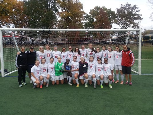 Glen Ridge girls soccer