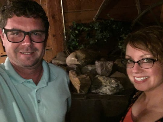 Kevin Harrison and his wife, Lynda, recently crossed Utah off their list of states to spend the night in.