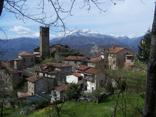 Ghost towns of Tuscany: Scenic splendor frozen in time