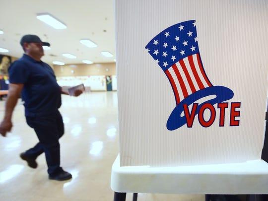 Para los demócratas, la clave es ganar partidiarios en estados en los que Trump ganó la elección a presidente.