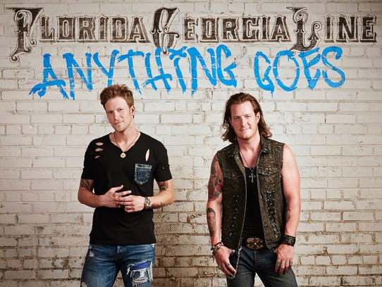 Florida Georgia Line's 'Anything Goes'