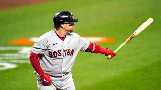 Christian Vazquez has been one of baseball's top catchers since the start of 2018.