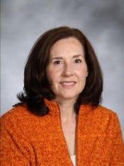 Pamela Hornberger.