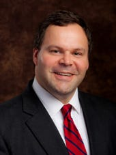 Bradley Jackson is the new president and CEO of the Tennessee Chamber of Commerce.