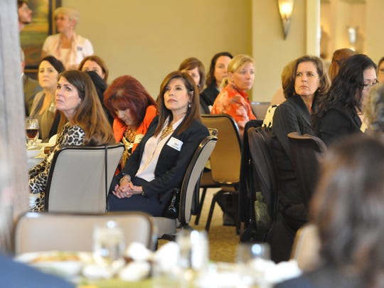 A roomful of women from across Monterey County learned about human trafficking in the region during an IMPOWER luncheon on Thursday.