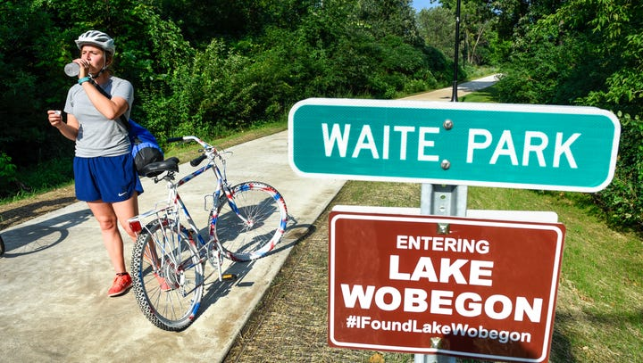 If you build it, they will bike: Lake Wobegon Trail stretches to Waite Park with new segment