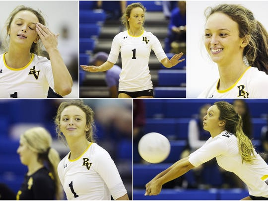 Bishop Verot High School senior Alyssa Collins' talent, hard work and enthusiasm has not only made her one of the top volleyball players in Lee County, but one of the most fun to watch.