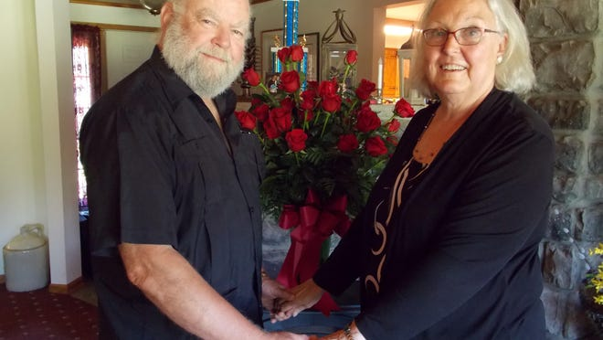 Dave and Betty Caillouette of Nasewaupee have been married for 50 years.
