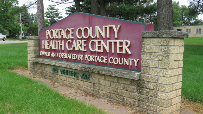 Chris Mueller/USA TODAY NETWORK-WisconsinThe county is seeking public input on the Portage County Health Care Center. Portage County Health care Center, 825 Whiting Ave., Stevens Point.