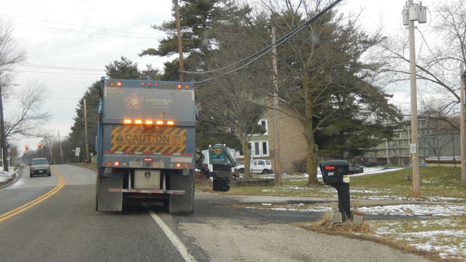 Tallmadge will be looking at different trash haulers to begin pickup in 2021. Currently the city uses Republic Waste Services.