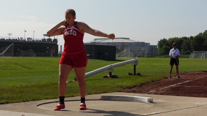 Field's Buzz Kline was expected to be a leading thrower in 2020.