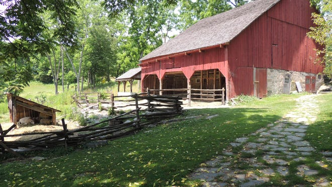 """Visit Quiet Valley Living Historical Farm for """"Apples - King of Fruits"""" event on Saturday at the farm in Stroudsburg. PHOTO PROVIDED"""