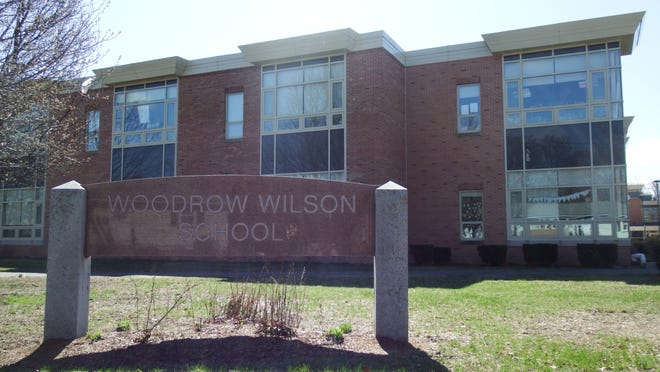 Framingham School Committee members are expected to vote on a name change for the Woodrow Wilson Elementary School in May.