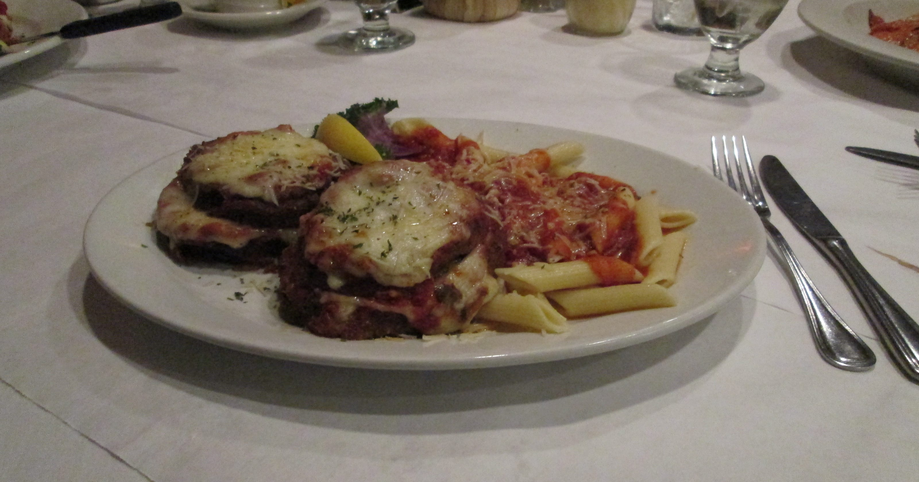 Messina's offers authentic Italian