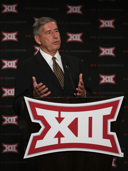 NCAA Football: Big 12 Conference-Media Day