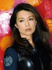 Ming-Na Wen from Agents of S.H.I.E.L.D., Eureka, ER.