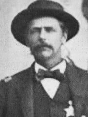 Col. Eugene Van Patten