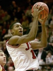 Peyton Stovall is one of a handful of 1,000-point scorers in the storied history of Lafayette Jeff basketball.