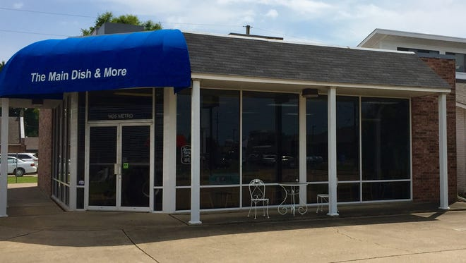 The Main Dish is moving from its current home on Metro Drive to Versailles Boulevard.