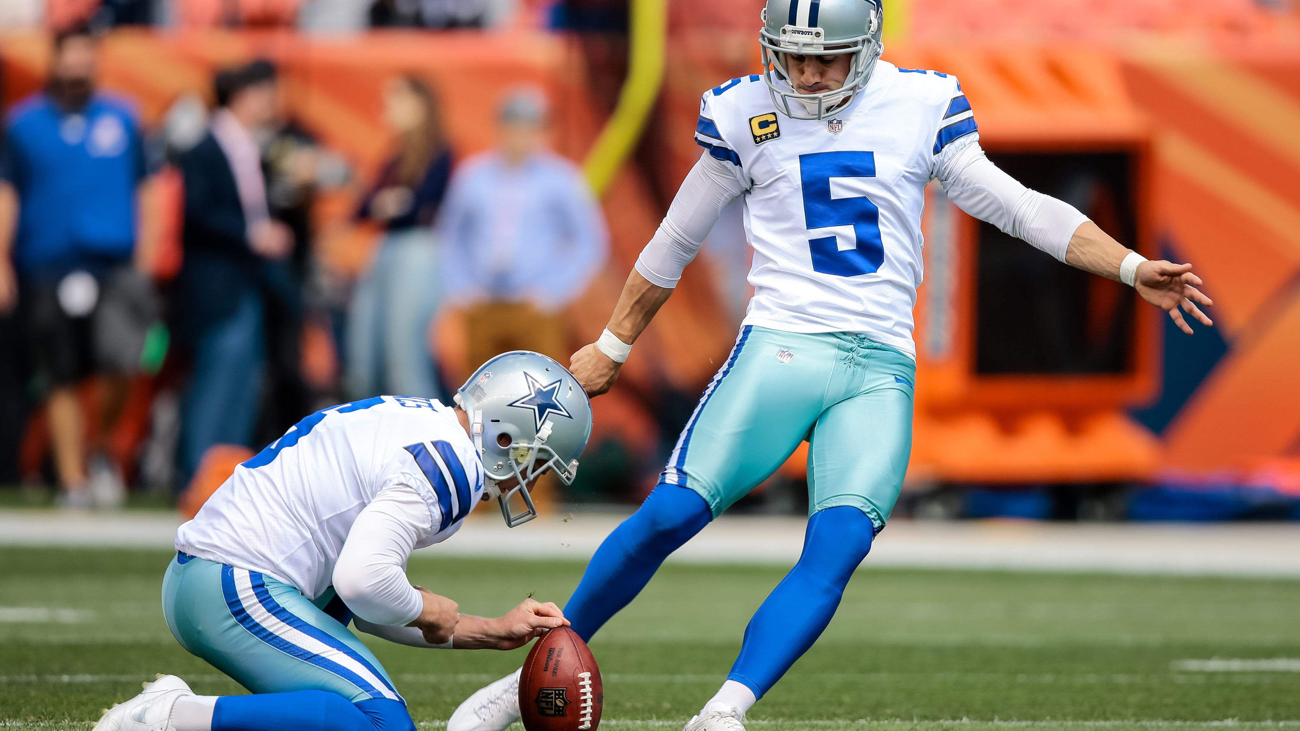NY Jets work out former Cowboys K Dan Bailey; Eli McGuire goes on IR