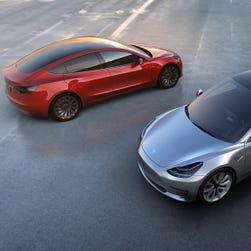 Tesla Model 3 braking, rating slammed by 'Consumer Reports'