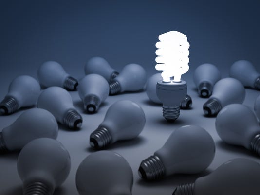 Should you be concerned about the mercury in those curly-Q light bulbs?