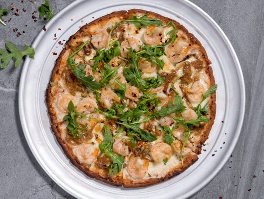 California Pizza Kitchen's cauliflower crust is an