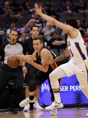 Duncan Robinson Reportedly Agrees To Deal With Miami Heat