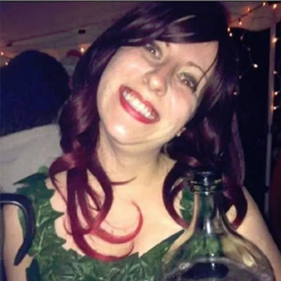 Chelsea Bruck, 22, of Maybee was reported missing Sunday