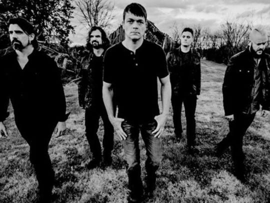 3 Doors Down will perform at 8 p.m. April 9 at the