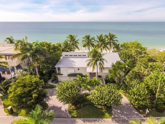 3800 Gordon Drive sold for $10,200,000 in 2016, making it one of the top 10 Naples home sales of the year.