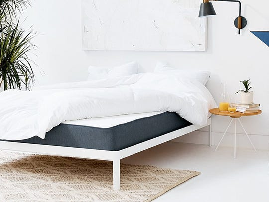 Bed-in-a-box online mattress company Casper now has about 20 stores.