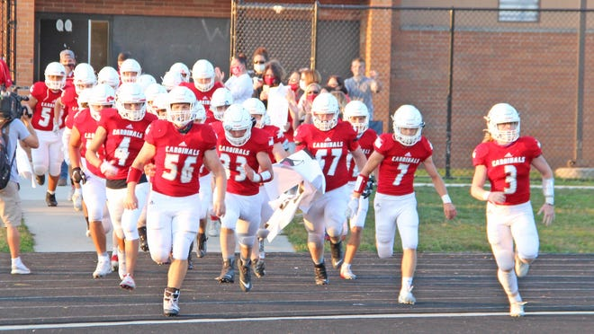 The Coldwater Cardinals will look to bounce back from a tough loss last week to Hastings with a big home game versus Parma Western.
