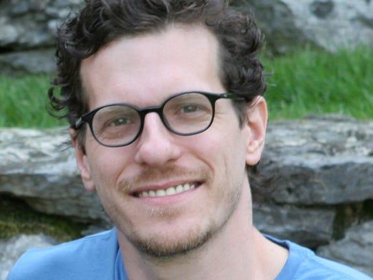 Author Brian Selznick
