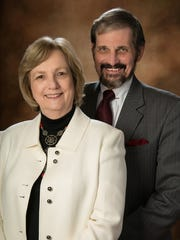 Anita and Jim Ventantonio of Bridgewater.