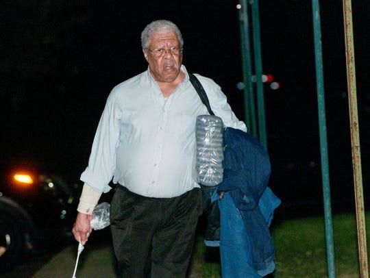 Former Ingham County Prosecutor Stuart Dunnings lll