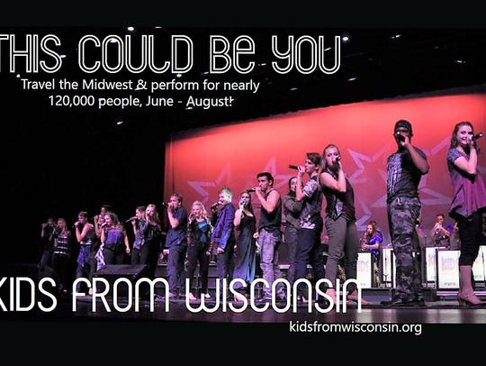 Kids from Wisconsin is seeking performers ages 15-20