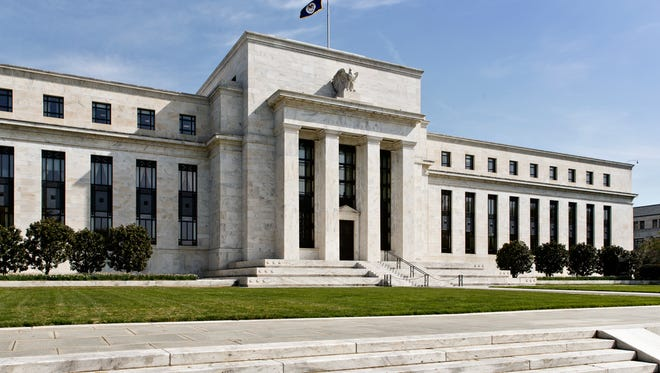 The U.S. Federal Reserve Bank Building in Washington D.C.