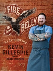 Chef Kevin Gillespie will sign copies of his book,